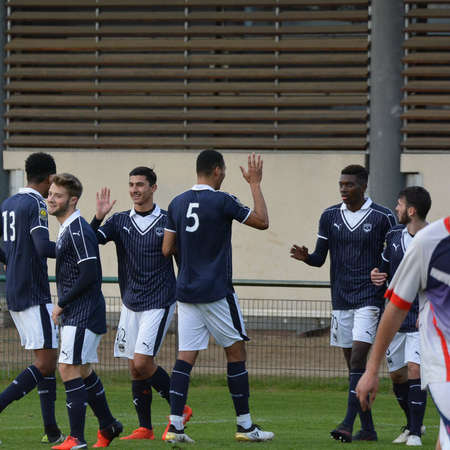 Coupe d'Aquitaine : AGJA - Girondins